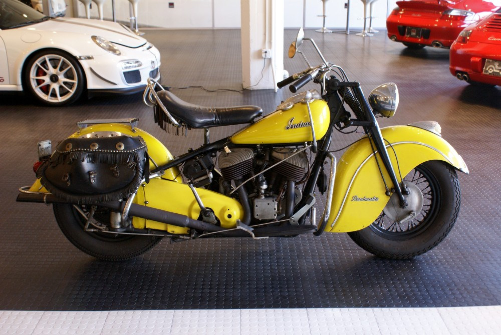 Used 1948 Indian Chief Roadmaster