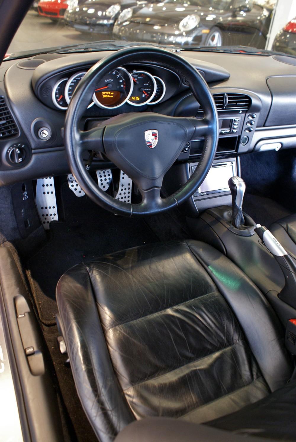 Used 2004 Porsche 911 GT3