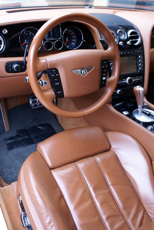 Used 2005 Bentley Continental GT