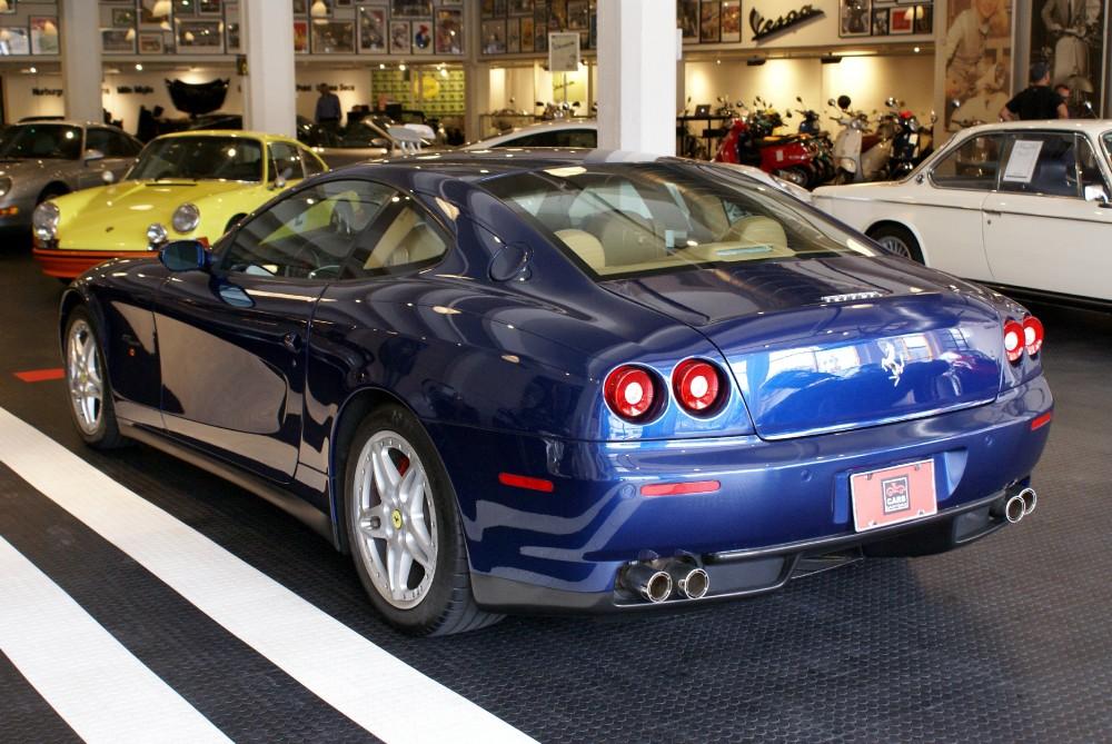 Used 2006 Ferrari 612 Scaglietti F1