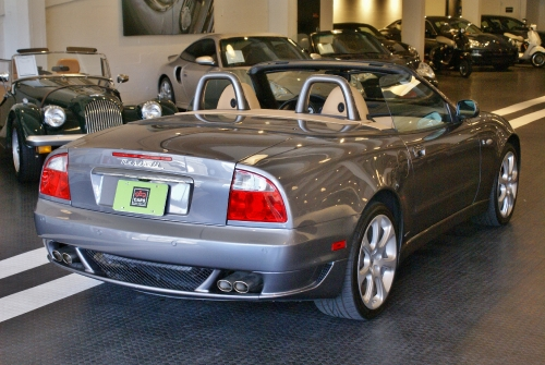 Used 2005 Maserati Spyder Cambiocorsa