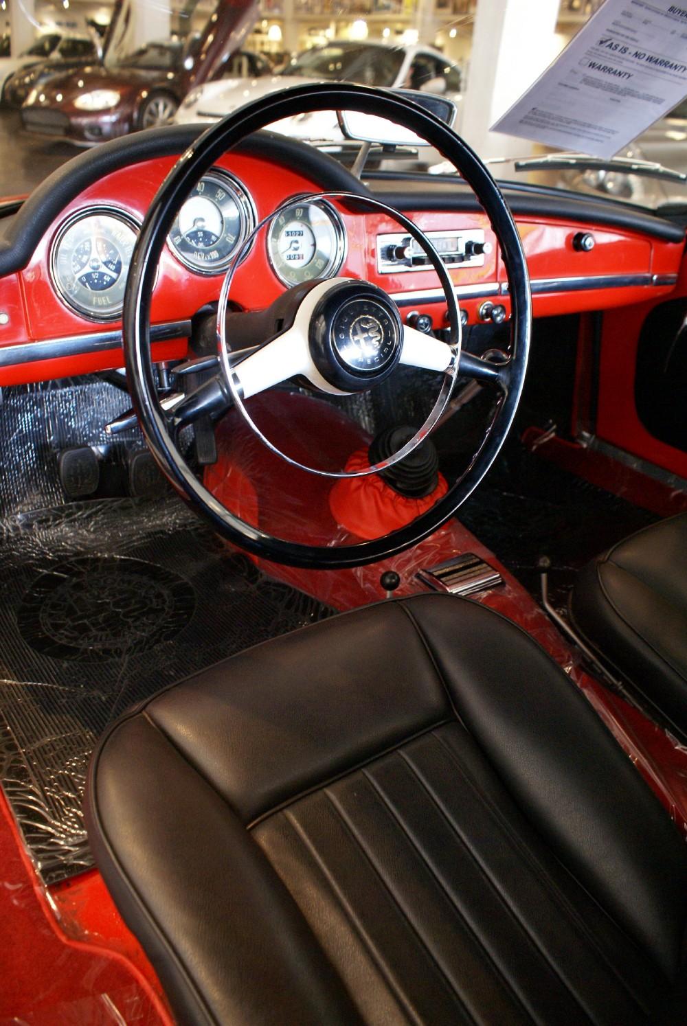 Used 1962 Alfa Romeo Giulietta