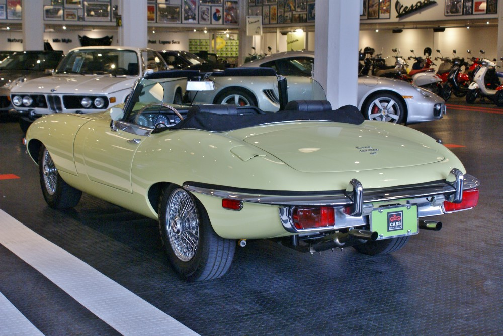 Used 1970 Jaguar XKE Series II