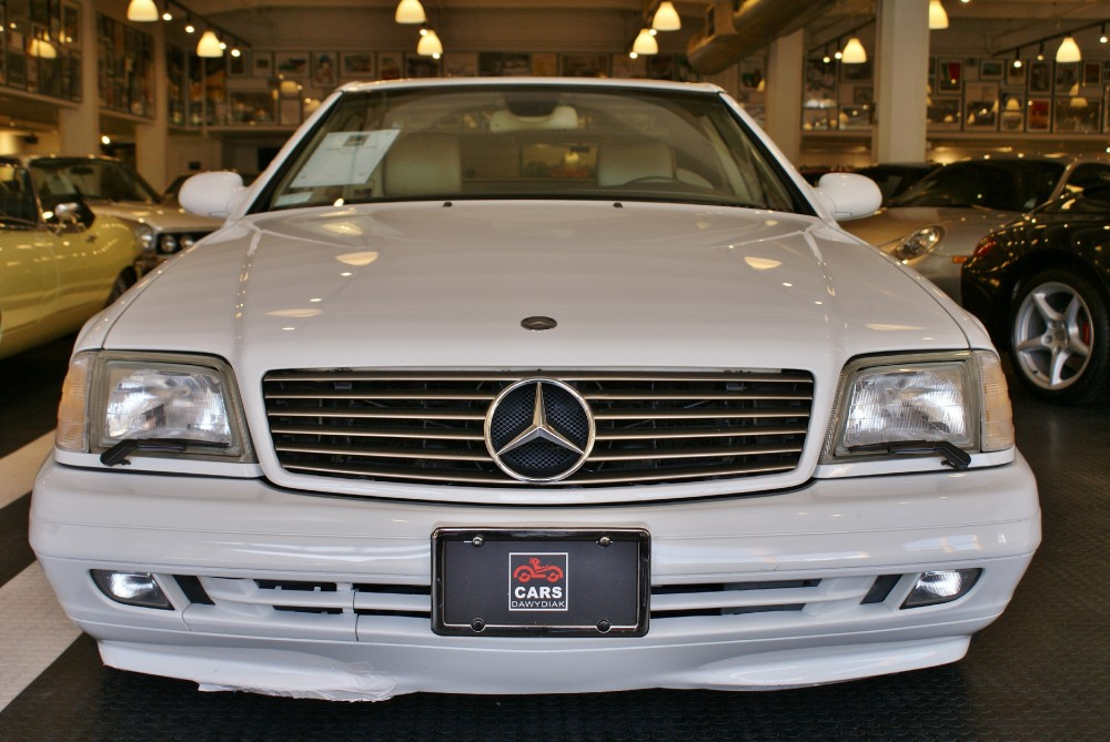Used 2000 Mercedes Benz SL Class SL500