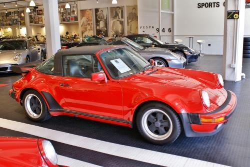 Used 1987 Porsche 911 Targa
