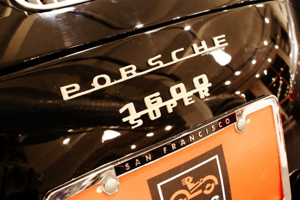 Used 1957 Porsche Speedster Replica