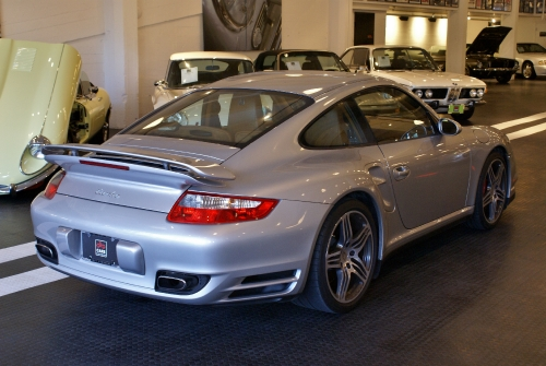 Used 2007 Porsche 911 Turbo