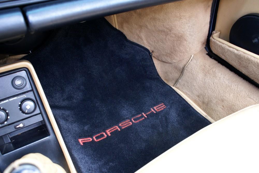 Used 1989 Porsche 911 Targa