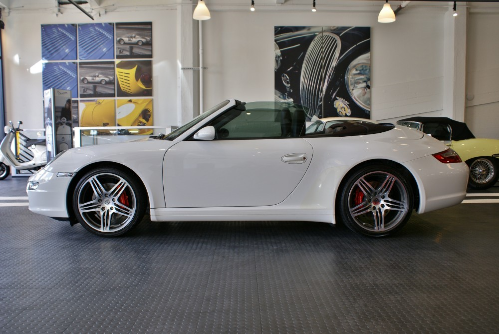 Used 2007 Porsche 911 Carrera 4S