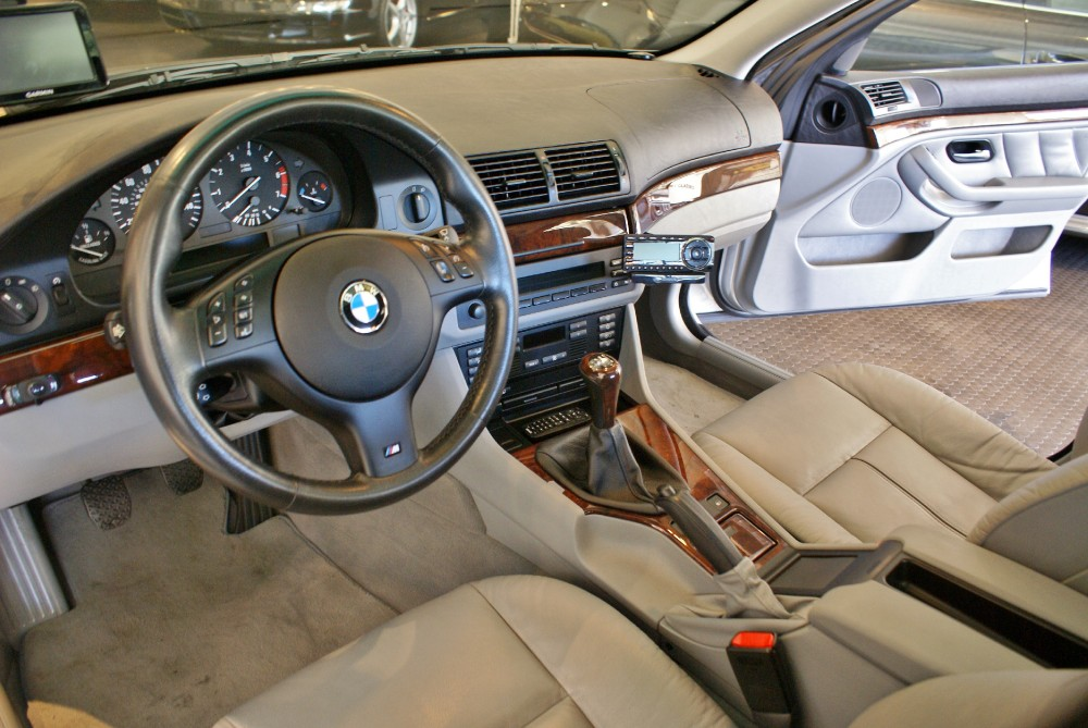 Used 2002 BMW 5 Series 540i