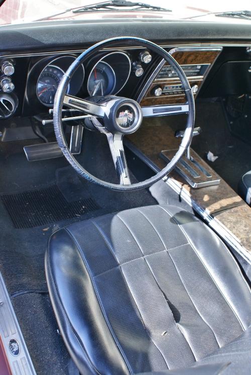 Used 1968 Pontiac Firebird 350