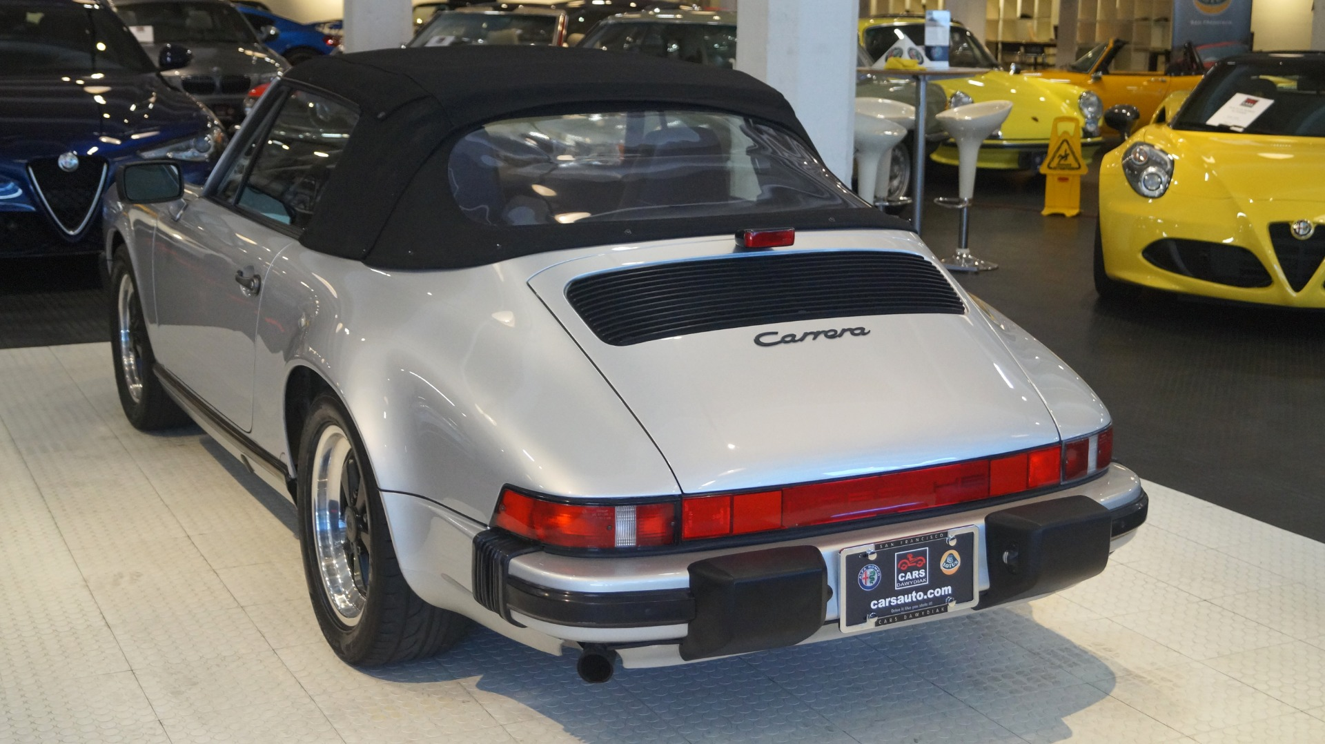 Used 1987 Porsche 911 Carrera