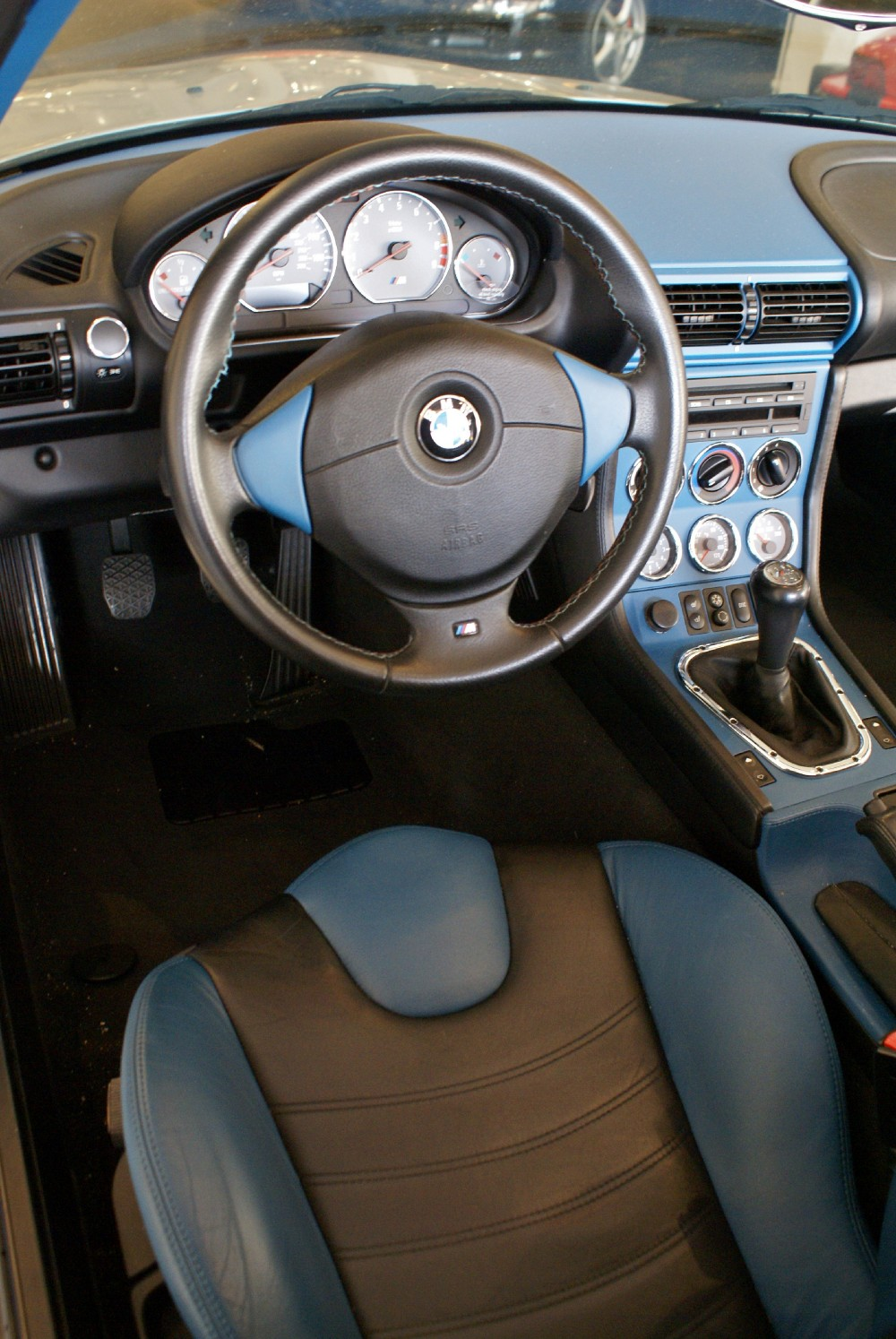 Used 2001 BMW M Roadster