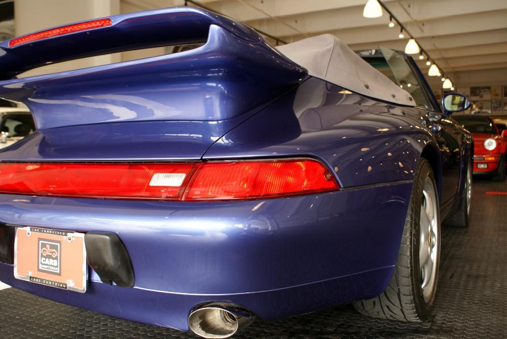 Used 1997 Porsche 911 Carrera