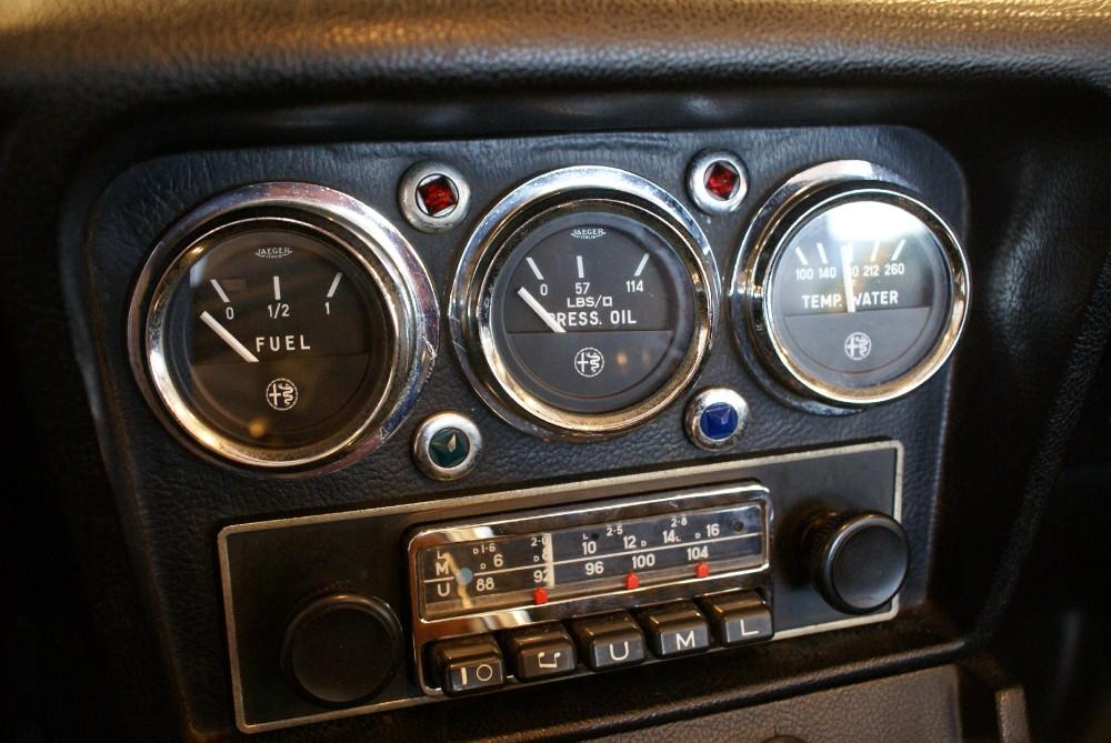 Used 1971 Alfa Romeo Spider Iniezione