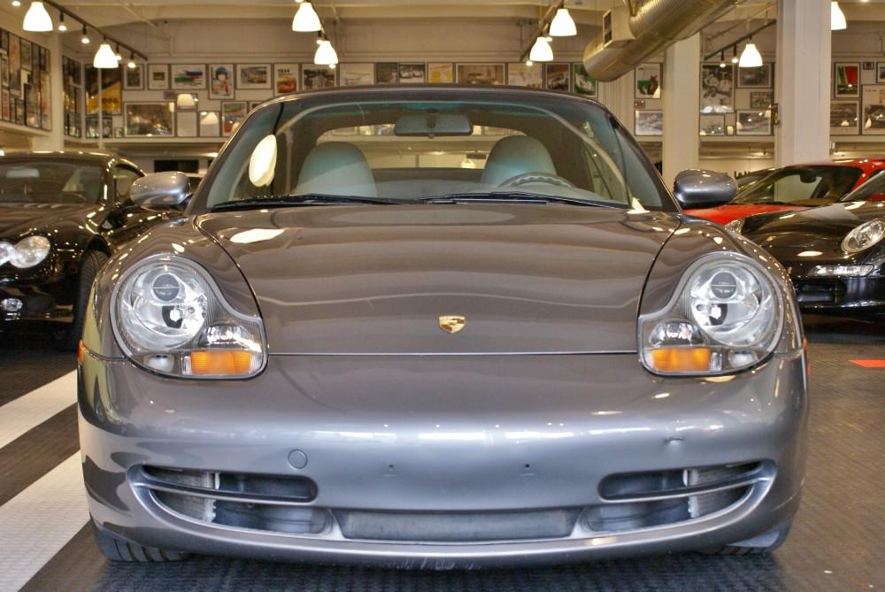 Used 2001 Porsche 911 Carrera 4