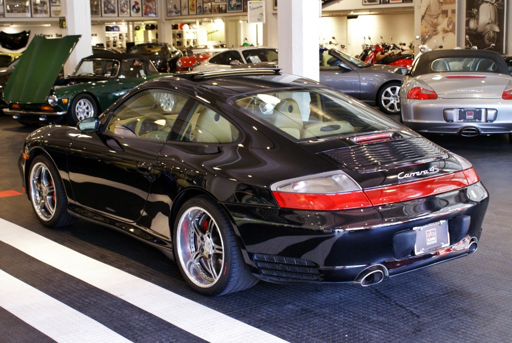 Used 2003 Porsche 911 Carrera 4S