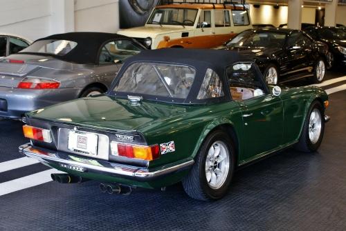 Used 1974 Triumph TR6