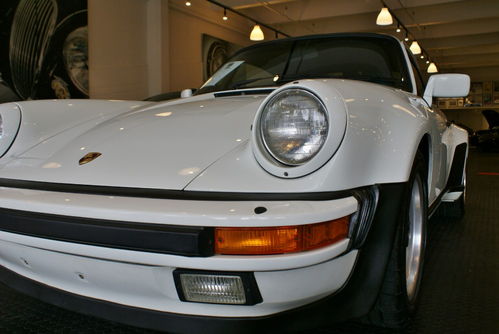 Used 1986 Porsche 911 Carrera Turbo