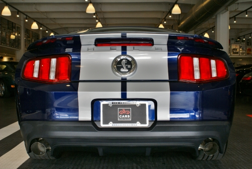 Used 2010 Ford Shelby GT500