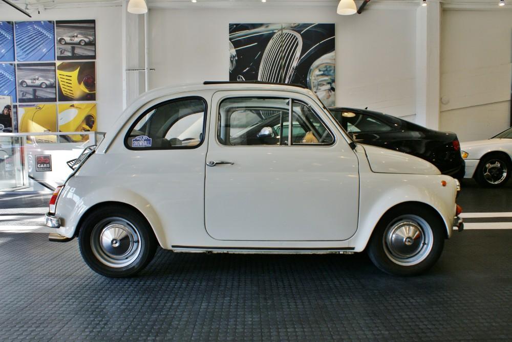 Used 1971 FIAT 5OO L