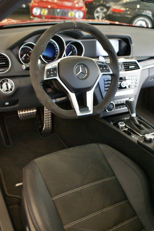 Used 2014 Mercedes Benz C Class C63 AMG