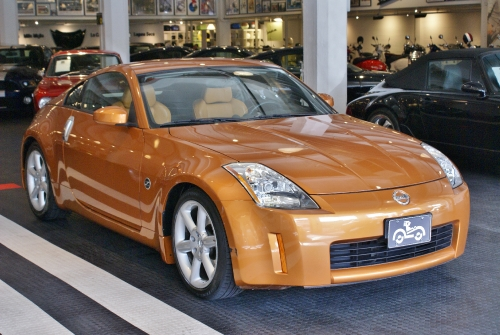 Used 2004 Nissan 350Z Enthusiast