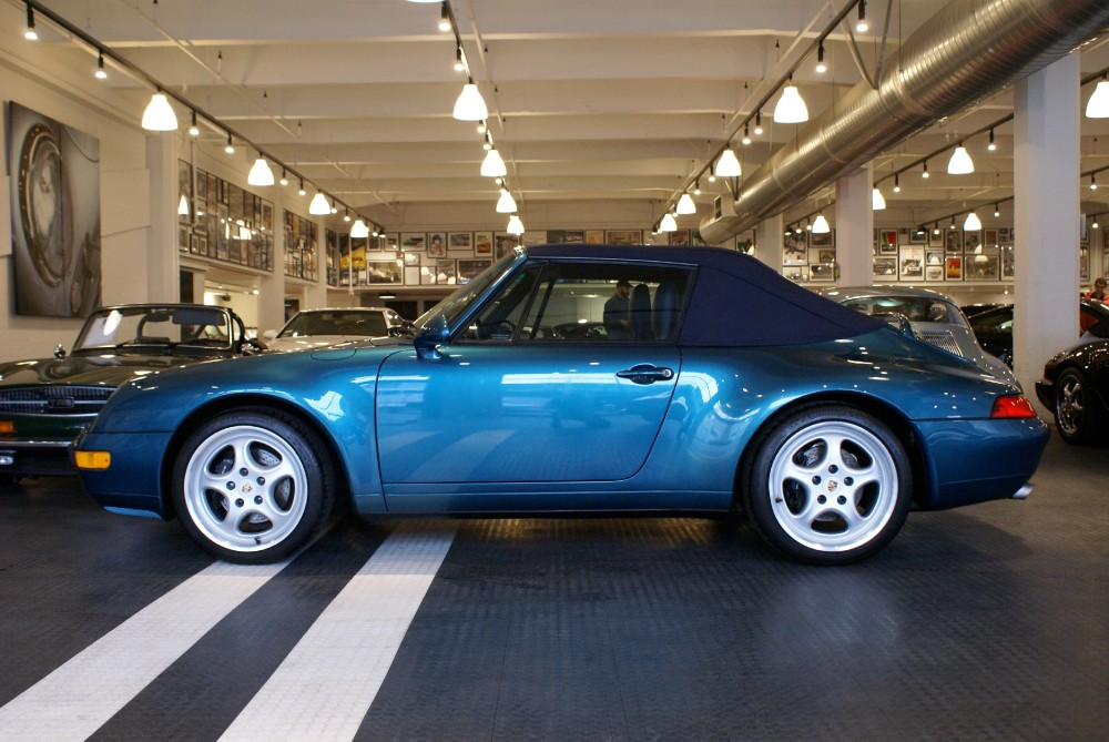 Used 1996 Porsche 911 Carrera