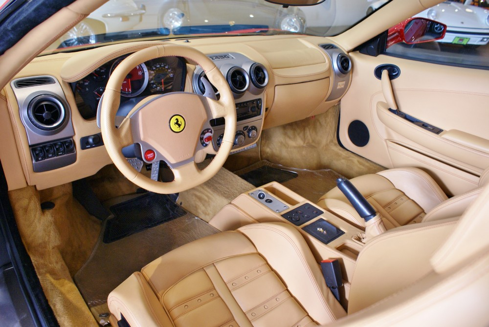 Used 2005 Ferrari F430 F1 Berlinetta