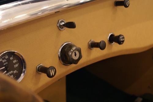 Used 1960 AUSTIN HEALEY SPRITE BRG on Beige