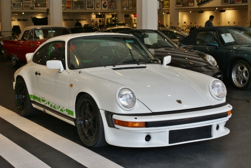 Used 1984 Porsche 911 Turbo
