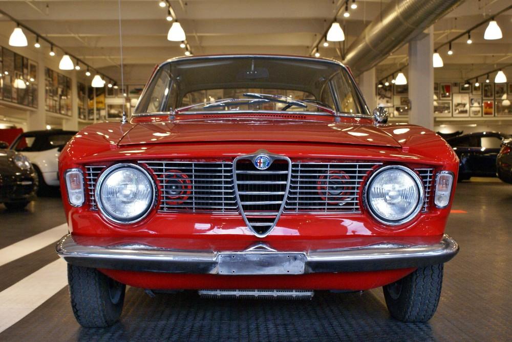 Used 1965 Alfa Romeo Guilia Sprint GT