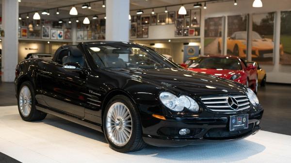 Used 2003 Mercedes Benz SL Class SL55 AMG