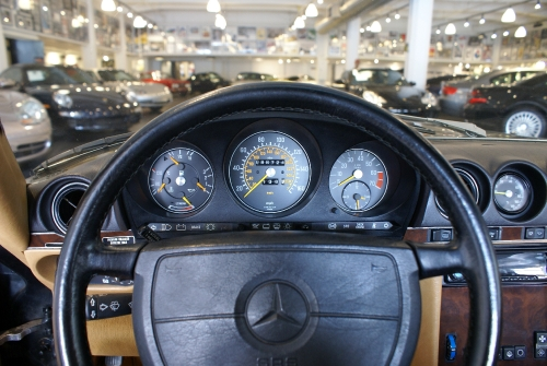 Used 1989 Mercedes Benz 560 Class 560SL