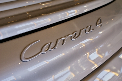 Used 2001 Porsche 911 Carrera 4