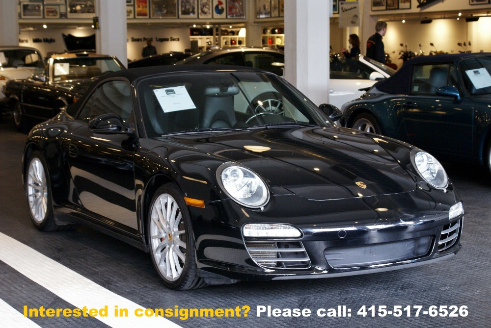Used 2010 Porsche 911 Carrera 4S