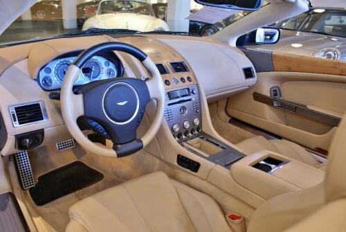 Used 2008 Aston Martin DB9 Volante