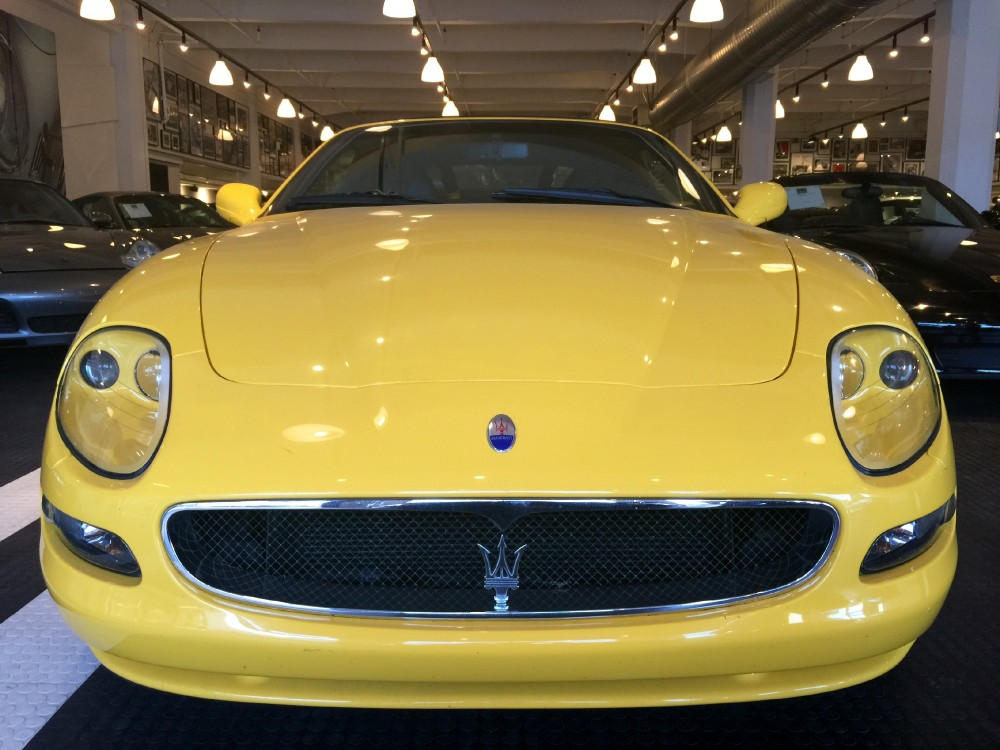 Used 2003 Maserati Spyder Cambiocorsa