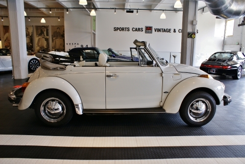 Used 1979 VOLKSWAGON SUPER BEETLE VINYL
