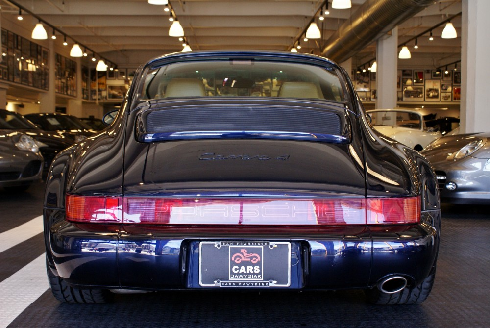 Used 1994 Porsche 911 Carrera 4