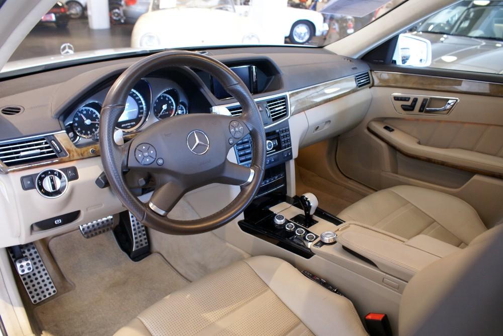 Used 2011 Mercedes Benz E Class E63 AMG