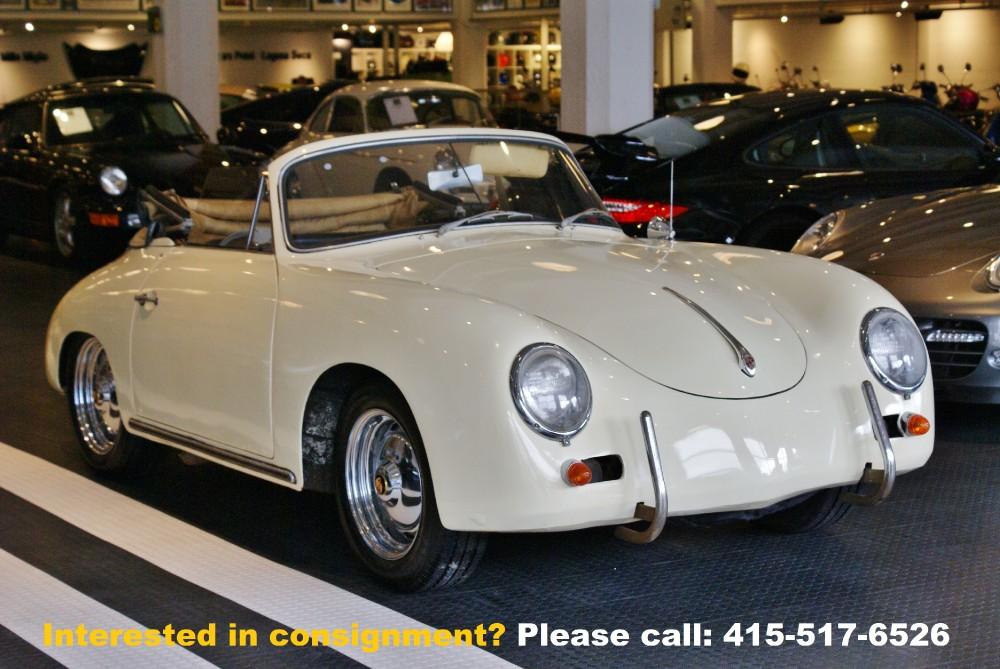 Used 1959 Porsche 356A Super 1600
