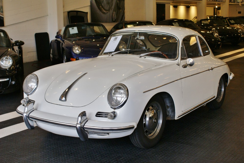 Used 1962 PORSCHE 365 B
