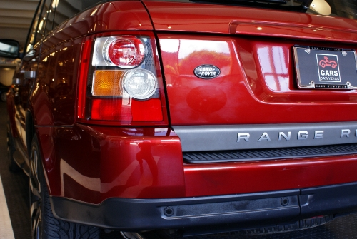 Used 2006 Land Rover Range Rover Sport Supercharged