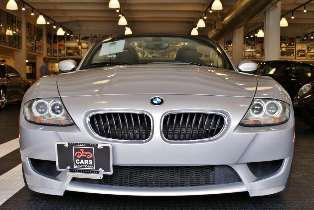 Used 2008 BMW Z4 M