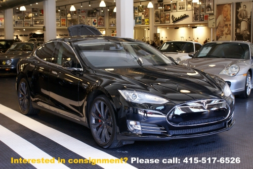 Used 2014 Tesla Model S P85+ Performance