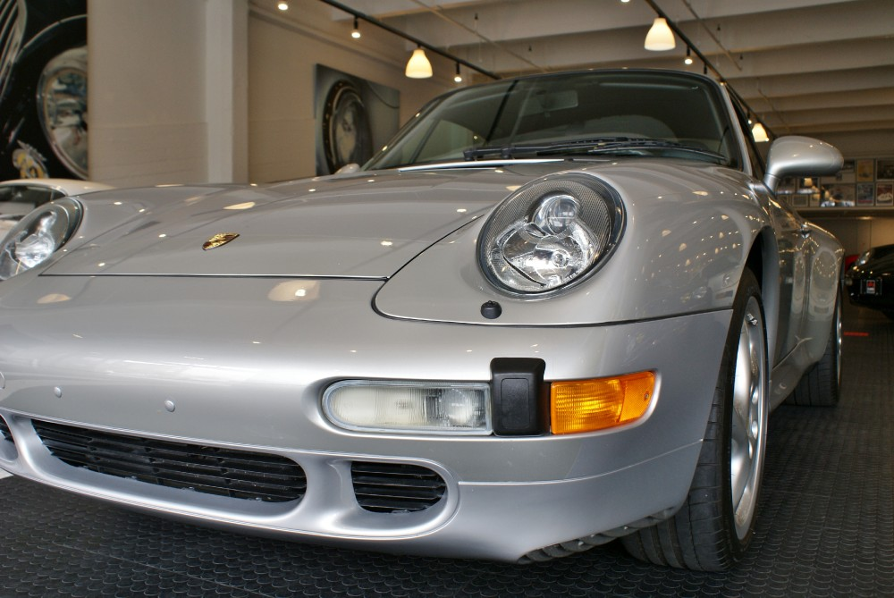 Used 1998 Porsche 911 Carrera S