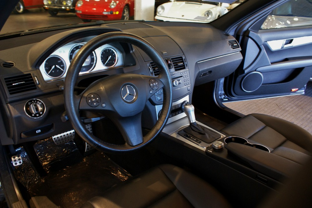 Used 2008 Mercedes Benz C Class C300 Luxury