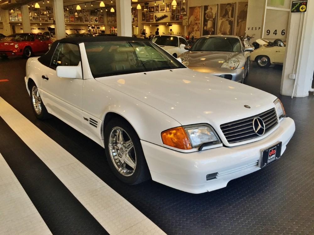 Used 1994 Mercedes Benz SL Class SL600