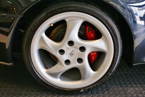 Used 1997 Porsche 911 Carrera 4S